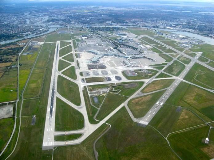 Aeropuerto Internacional de Vancouver (Foto: Alejandro Erickson / Wikimedia Commons)