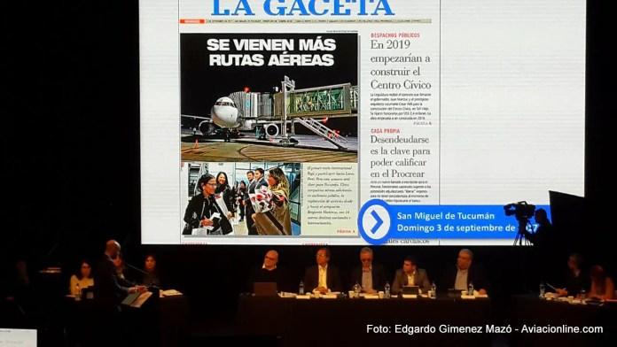 Ministro de Transporte Guillermo Dietrich