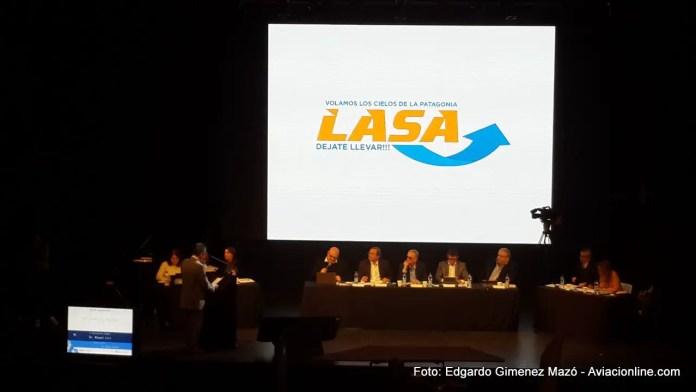 AeroAudiencia2017 - grupo LASA