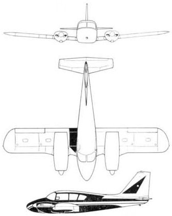 Piper PA-23 Apache / Aztec