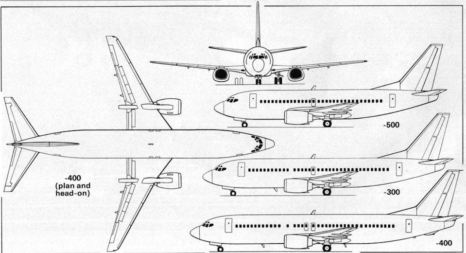 Boeing Boeing 737-300