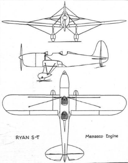 Ryan ST / PT-22 Recruit