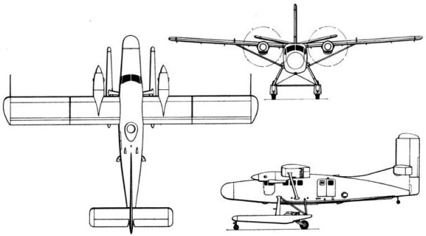 De Havilland Canada DHC-6 Twin Otter