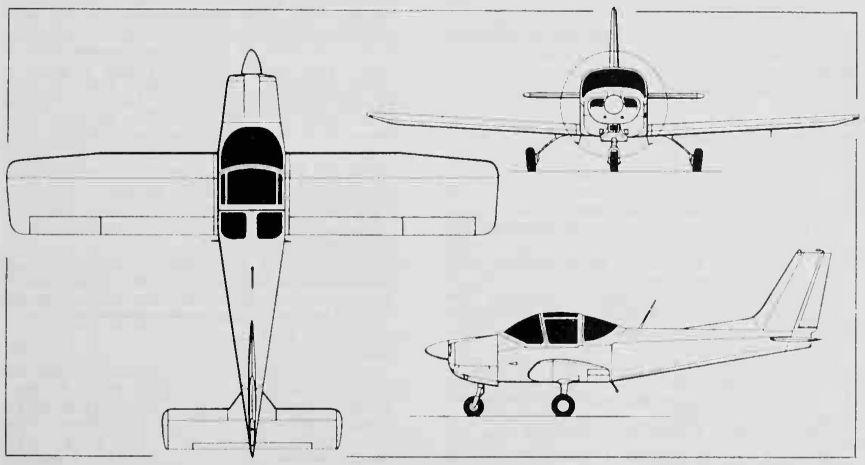 Partenavia P-70 Alpha