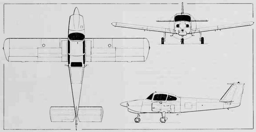 Fuji FA-200 Aero Subaru
