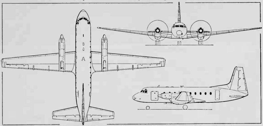 Hawker Siddeley Hs 748 Pdf To Jpg