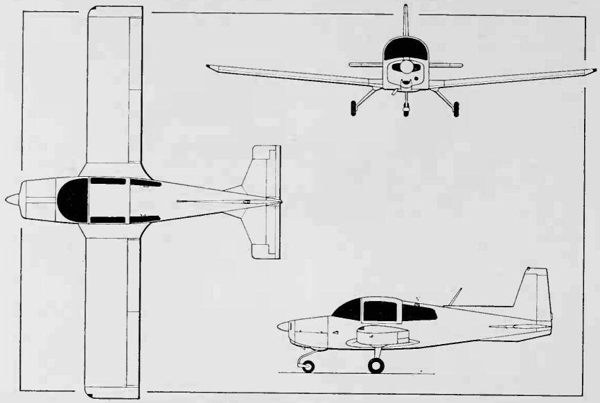 Gulfstream American AA-5 Traveler / AA-5B Cheetah