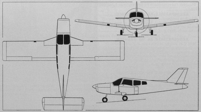 Aerotec T-23 Uirapuru
