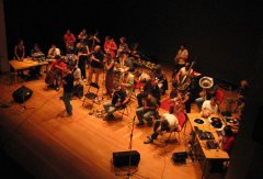 Variable Geometry Orchestra