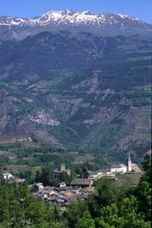 vale-aosta-05  - aldeia tradicional