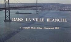 """""""Dans la Ville Blanche""""."""