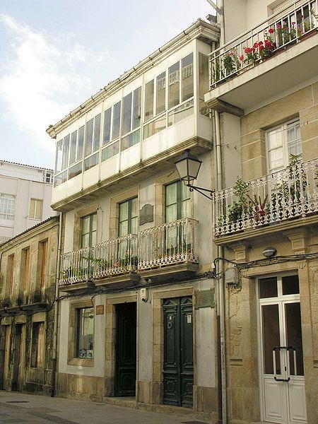 casa de Castelão em Rianxo