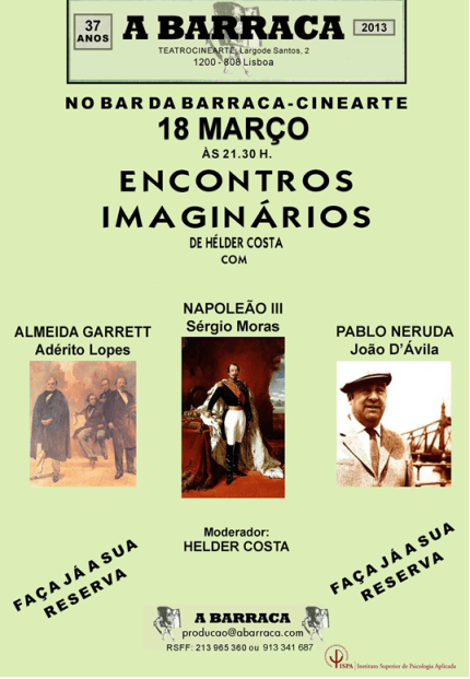 Encontro Imaginário 18 de Março