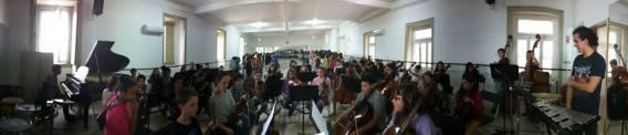 atelier musical do conservatório