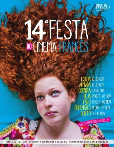 festa cinema francês cartaz