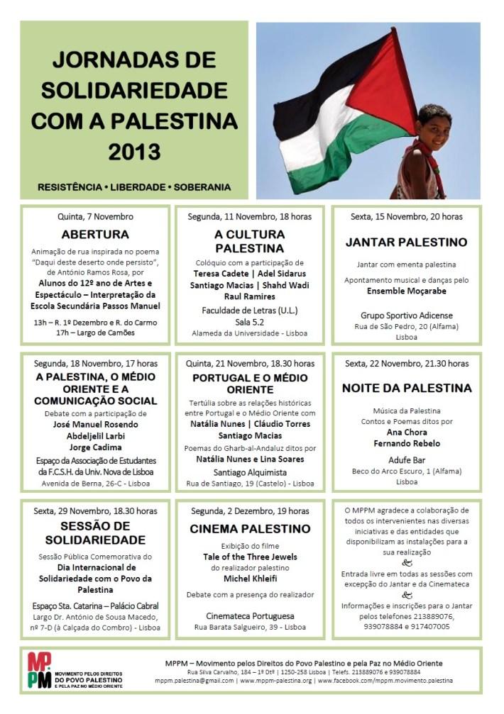Cartaz Jornadas 2013 v 2