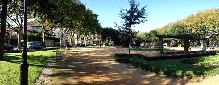 Jardim da Praça de Liége