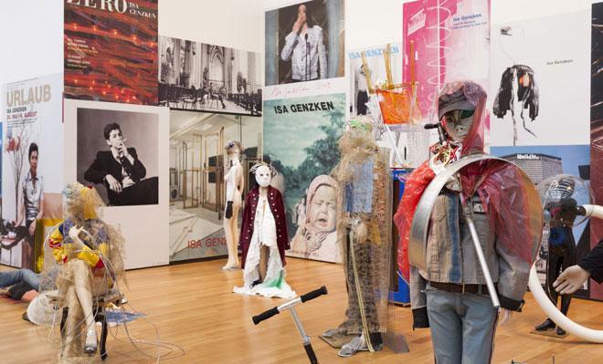 MoMA - Isa Genzken