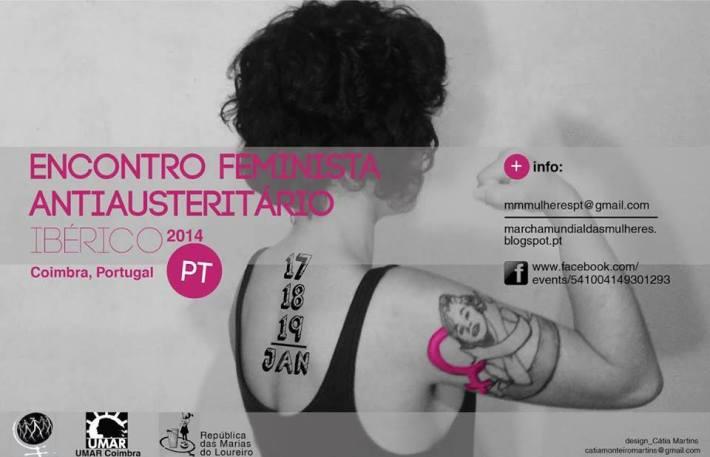 Encontro Feminista Anti - Austeritário Ibérico