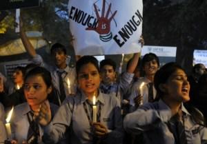 estudantes indiannas