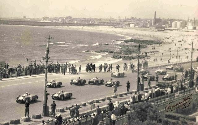 1º Grande prémio do Porto - 1954