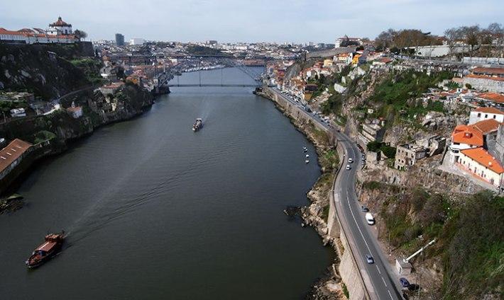 Porto - Rio Douro Fotog José Magalhães