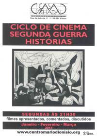 Ciclo de cinema - histórias
