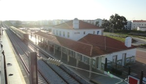 Estación de Évora