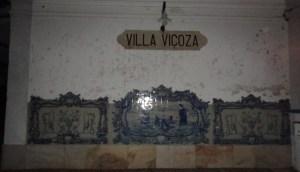 Estación de Vila Viçosa.