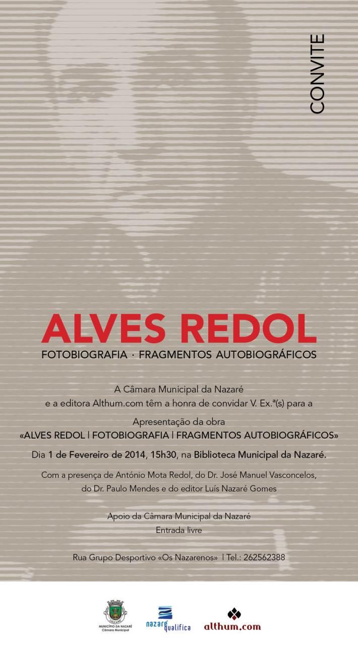 Fotobiografia Redol - Convite Nazaré
