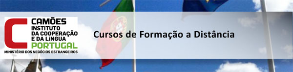 Instituto Camões - formação à distãncia