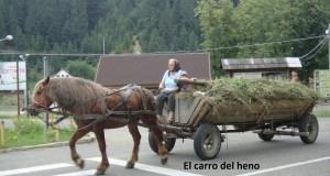 3. El carro del heno