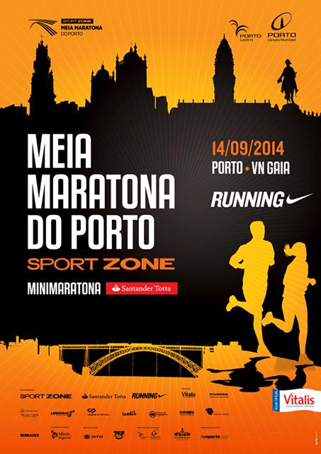 meia maratona 2014