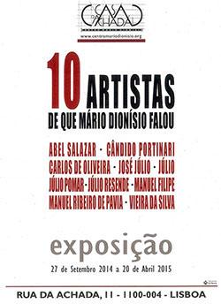 10 artistas