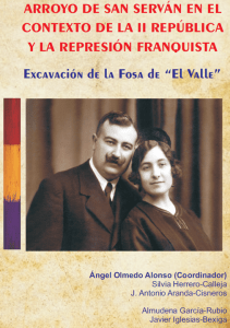 Libro Arroyo de San Serván