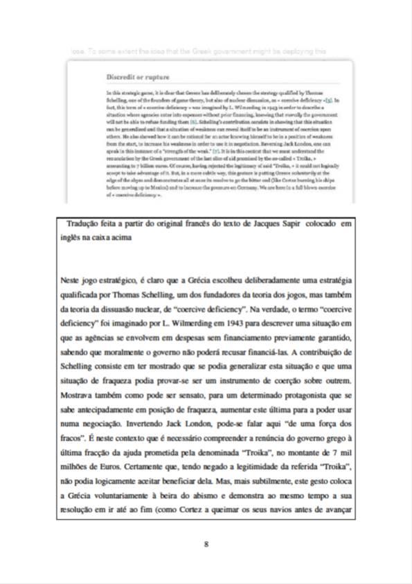 edward hugh - confronto entre fmi e ue - VIII
