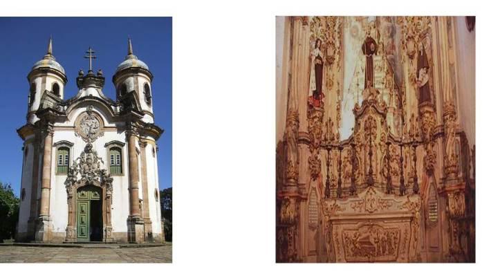 Igreja de São Francisco de Assis - Ouro Preto