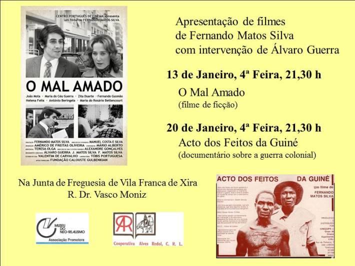 Fernando Matos Silva - convite