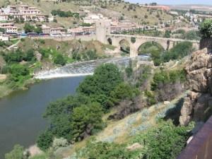 Ponte de Alcãntara, em Toledo