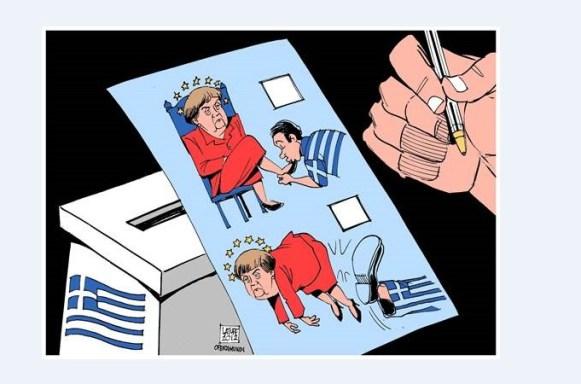 A propósito de um texto de Michael Pettis sobre Syriza, sobre a Alemanha (parte 1) 1
