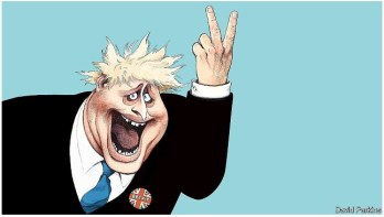 8 Economist Vitória dos novíssimos conservadores de Boris Johnson 1