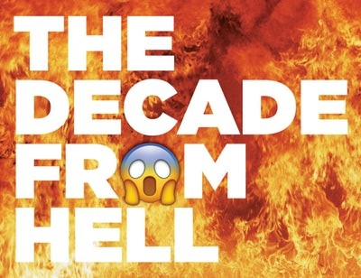 Imagem da serie The decade From Hell