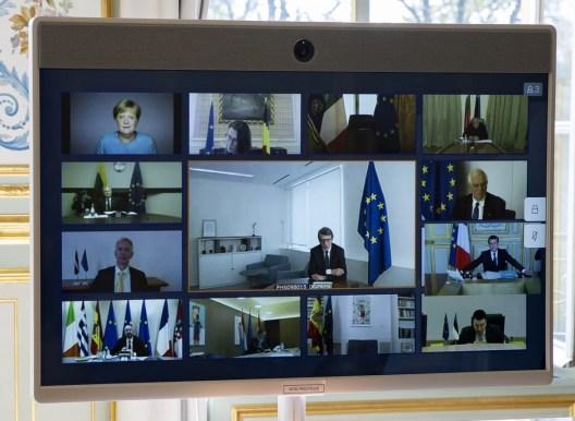 Texto 8. Cimeira da União Europeia, mais duas semanas para se chegar a um acordo sobre o plano económico antivírus 1