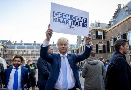 Cimeira UE 2 V Galasso Fundo de recuperação porque os Países Baixos não confiam na Itália 2