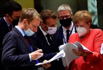 Cimeira UE 15 A cimeira Next Generation UE amplia conflitos sociais presentes e futuros 1
