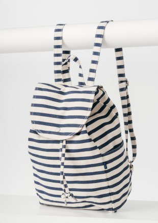 striped backpack from Finelittleday.com