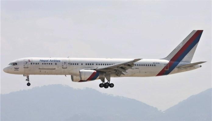nac boeing 757 scaled