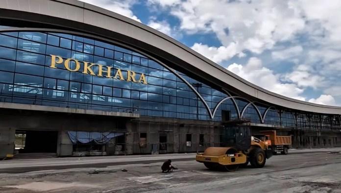 pokhara regional international airport