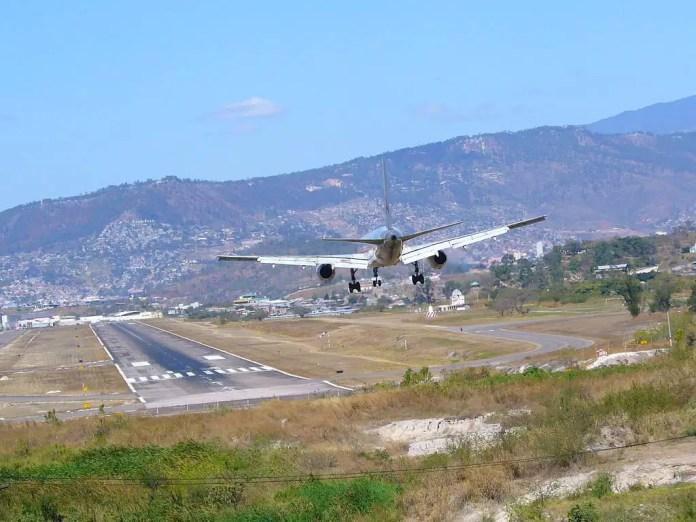toncontin airport honduras