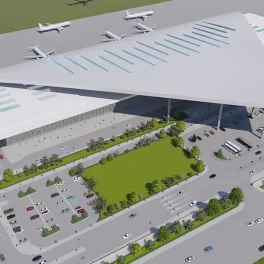 gautam buddha international airport terminal design 4